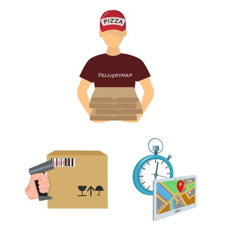 Delivery, Collection & Payment options